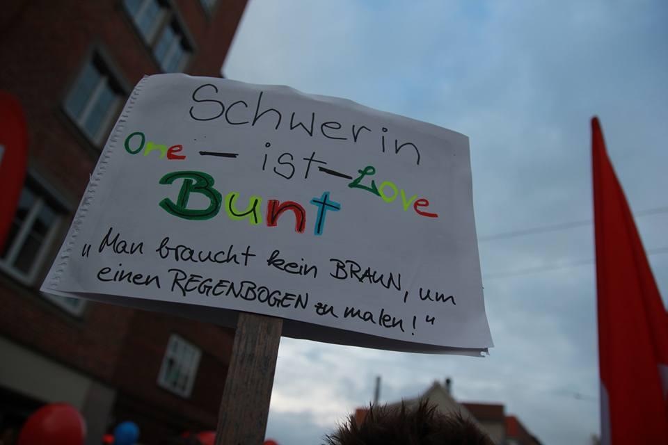 Stralsund | Aufruf für kommenden Freitag: Ein Regenbogen für Alle!!!