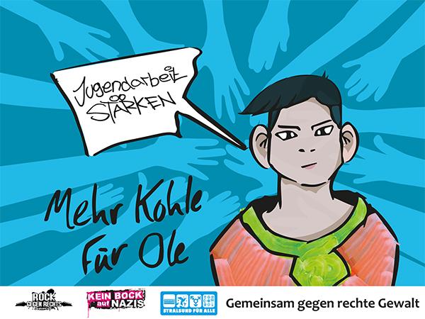 14. April Stralsund – Tag der Vielfalt: Einladung zur Demonstration und Aktionstag mit Rockkonzert