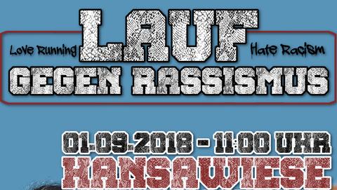 Das war der Lauf gegen Rassismus in Stralsund