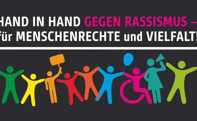 """Stralsund bleibt bunt: Demo des rechten Bündnisses """"Initiative vereint für Stralsund"""" entgegenstellen!"""