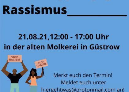 """""""Bloggen gegen Rassismus"""" Workshop in Greifswald und Güstrow"""